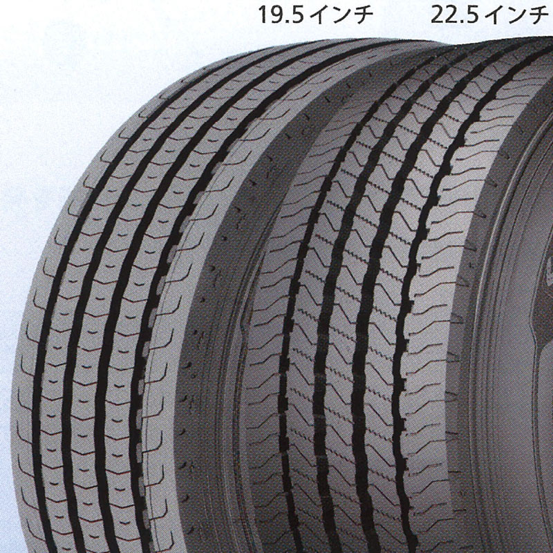 265/70R19.5 140/138M X MULTI Z ミシュラン MICHELIN タテ(リブ)溝