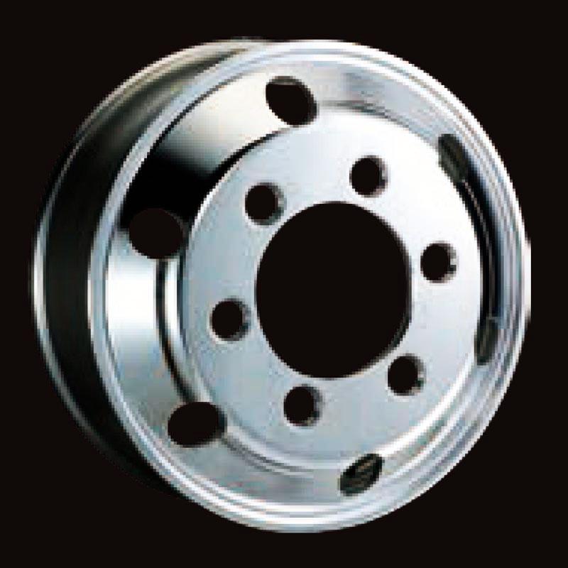 日本製鉄 タフブライト 17.5インチ×6.0(135) 6穴/222.25 JIS規格 アルミホイール