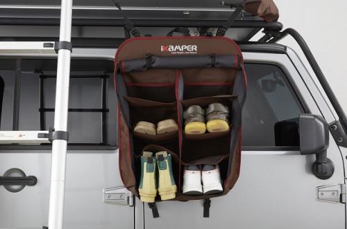 iKaMPER製 靴入れ SKYCAMP X-COVER 併用 iKaMPER正規販売店 MCLIMB iKaMPER JAPAN
