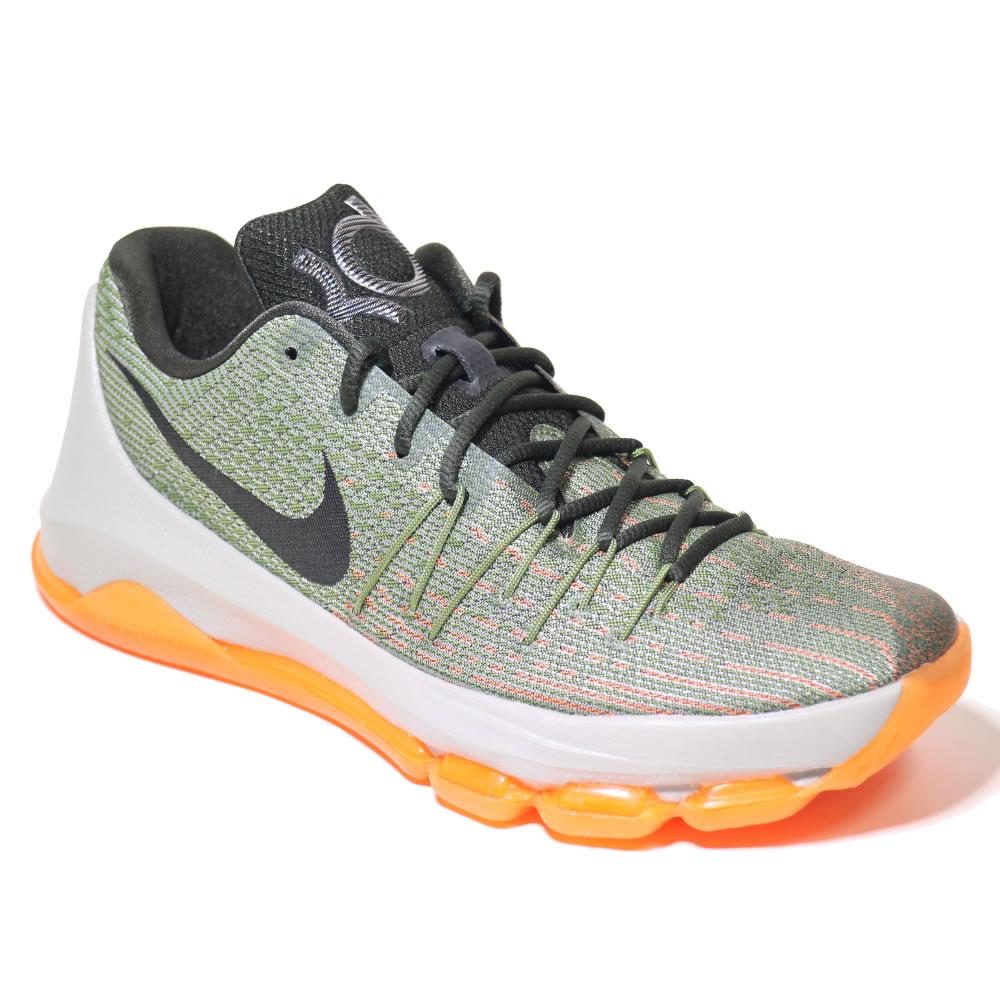 【並行輸入品】ナイキ メンズ スニーカー バスケットボール シューズ Nike KD8 KD VIII 749375-033 (グレー) 【 靴 NIKE 】