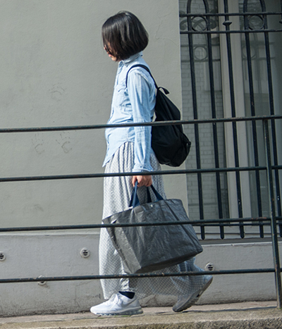 埃尔韦 Erbeshaprie Chapelier 2014PP (Marché 袋)