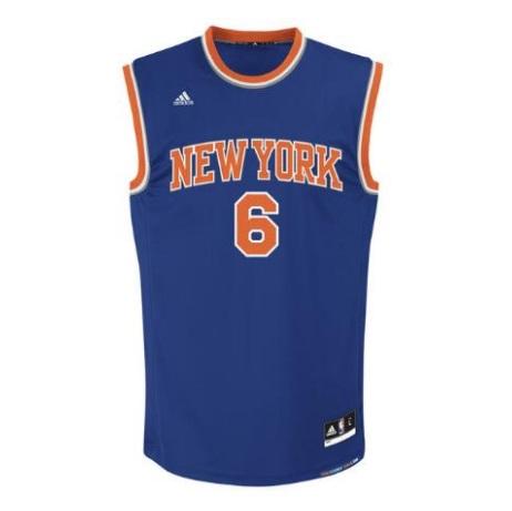 NBA クリスタプス・ポルジンギス ニックス adidas New York Knicks Kristaps Porzingis Jersey バスケットボール・メンズ NBA
