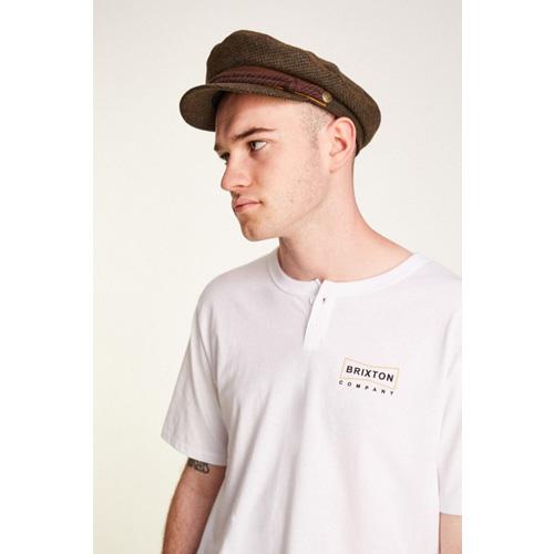 d1594cbdb7 BRIXTON Brixton FIDDLER CAP skate, men and CAP CAP, HAT, hat, hat [sale  items]