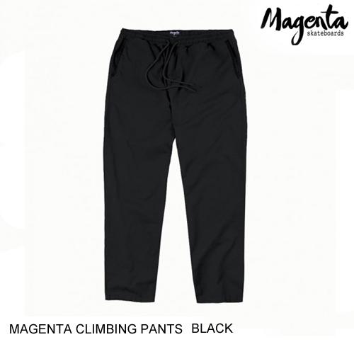 MAGENTA SKATEBOARD マジェンタ CLIMBING PANTS 【2色】 クライミングパンツ [セ]