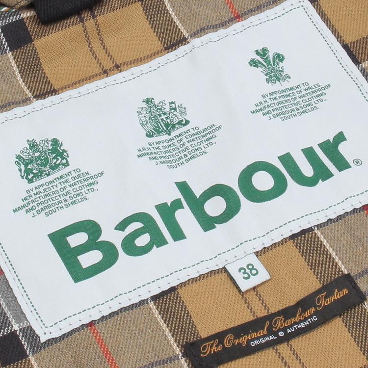 バブアービデイルBarbourBedaleSLMCA05072レイヤーノンオイルジャケット