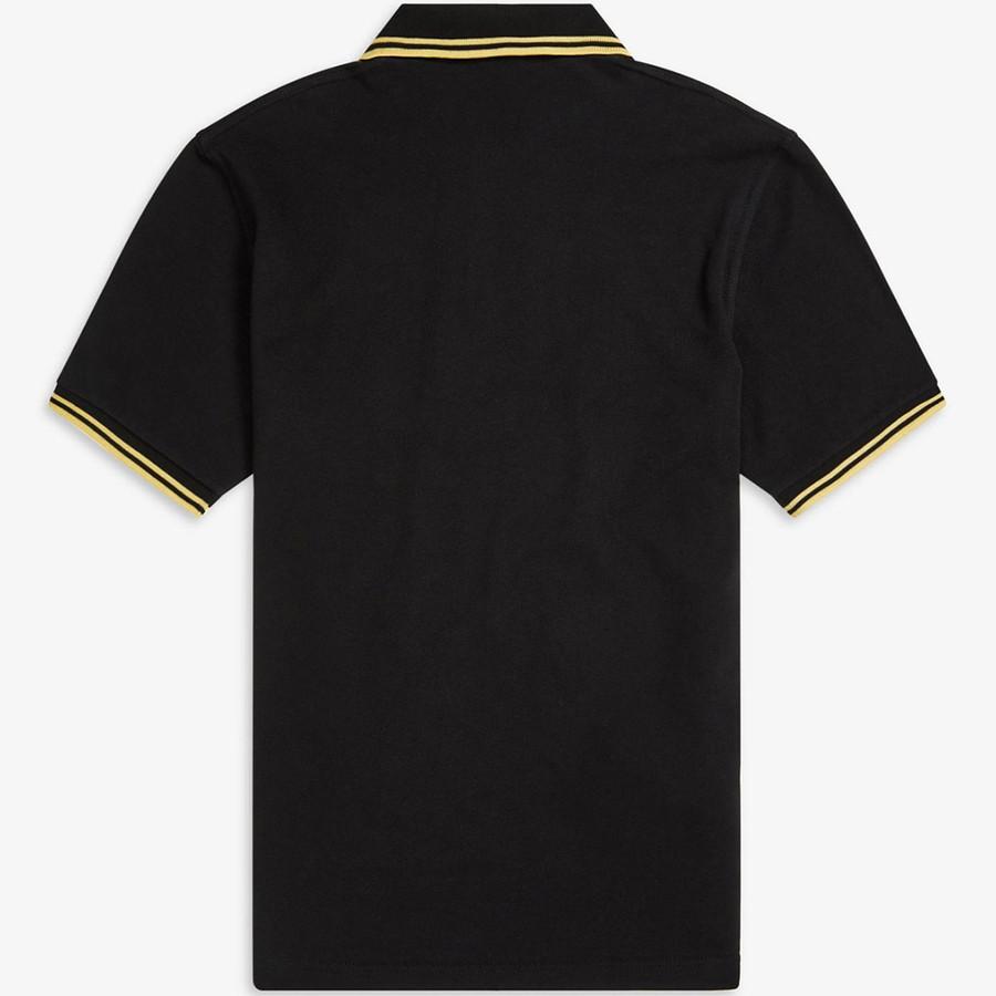 フレッドペリーポロシャツM12ツインティップドFredPerry