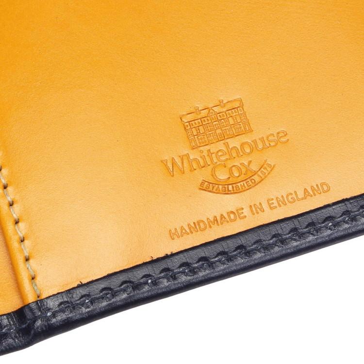 【ポイント11倍】ホワイトハウスコックス三つ折り財布S7660Whitehousecoxブライドルレザー