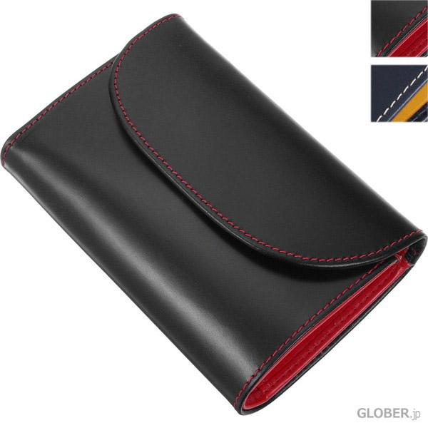 ホワイトハウスコックス 三つ折り財布 S7660 Whitehousecox