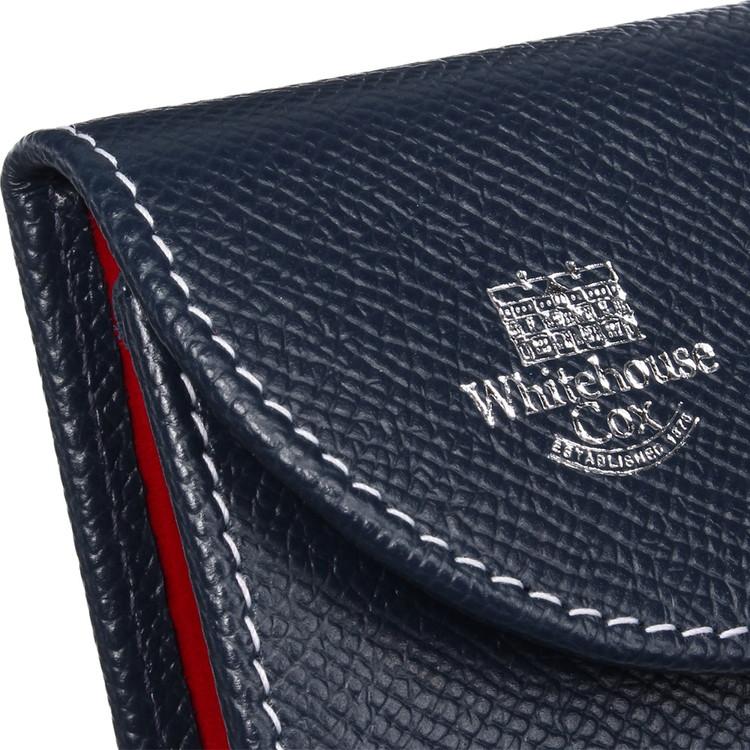 ホワイトハウスコックス/WhitehouseCox:LondonCalfS7660三つ折り財布