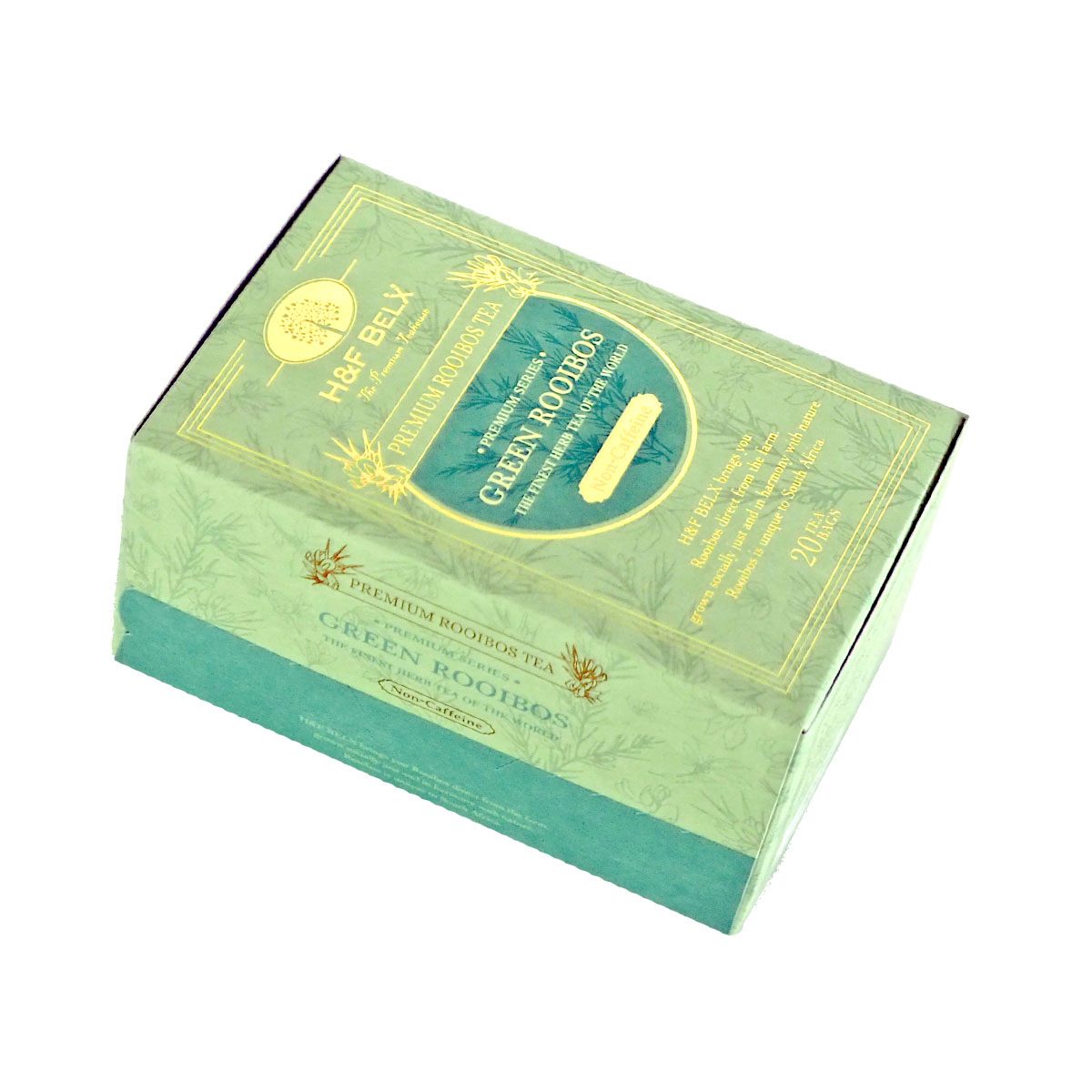 20TB タグ付き 個包装 お中元 20包 グリーンルイボスティー 1.5g×20TBルイボスティー ルイボス茶 未発酵 グリーン フレーバーティー ハーブティー 驚きの値段で お茶 茶葉 ベルクス プレミアム BELX ピュア アップル ティーバッグ HF ノンカフェイン エイチアンドエフ