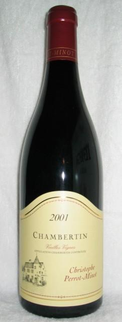 シャンベルタン [2006] アンリ・ペロ・ミノ