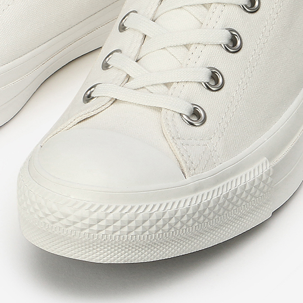 1213 reentry load Converse all stars 100 Gore Tex CONVERSE ALL STAR 100 GORE TEX MN OX low frequency cut Lady's men sneakers white white