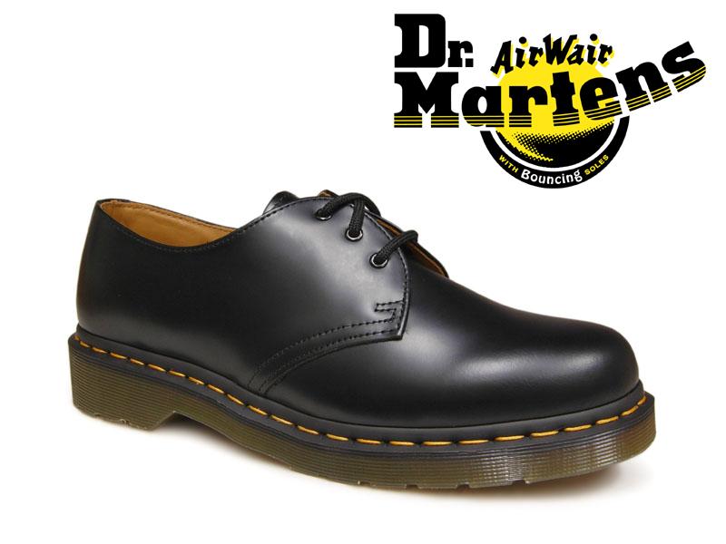 【1/16再入荷!】Dr.Martens ドクターマーチン 3ホール 1461 ブラック 黒 3EYE