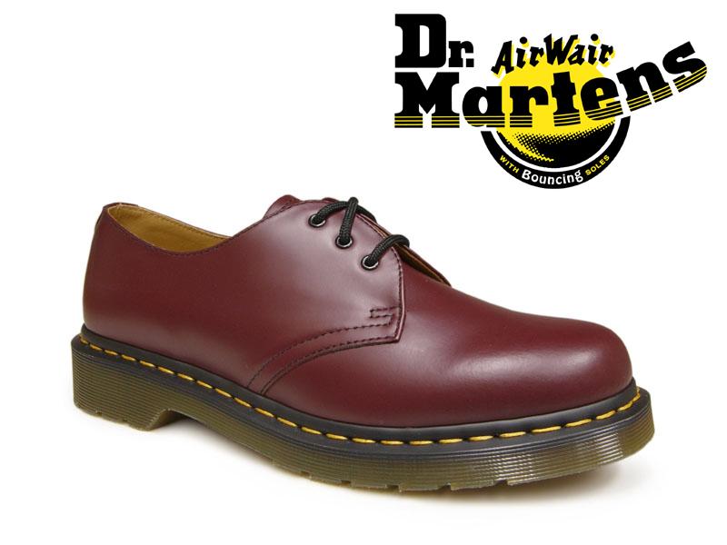 Dr.Martens ドクターマーチン 3ホール 1461 チェリーレッド