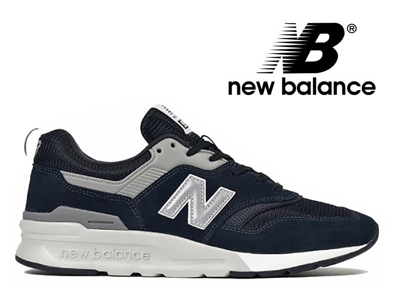 【2019春夏新作】NEW BALANCE CM997H CC ニューバランス レディース メンズ ブラック 黒【国内正規品】