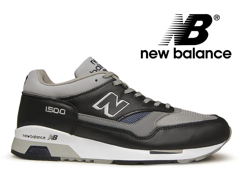 ニューバランス NEW BALANCE M1500 UK UC チャコール 【国内正規品】