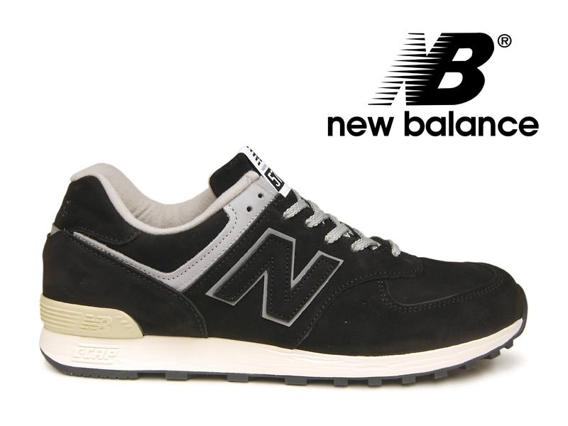 ニューバランス NEW BALANCE M576 UK NLI ブラック 黒 ヌバック 【国内正規品】