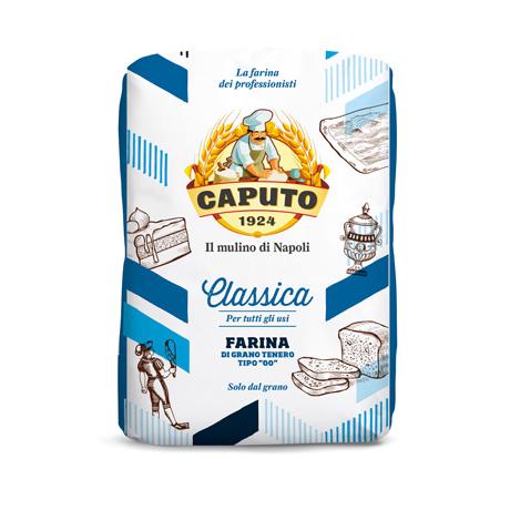 イタリア ファリーナ ティーポ00番 オールマイティー使えるタイプ 常温 アイテム勢ぞろい カプート社 1kg 全温度帯可 無料