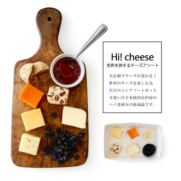 不定期に入れ替わる 5種のナチュラルチーズセット世界のチーズを旅する新商品です 期間限定 Hi cheese チーズ5種とドライフルーツのアソートセット 約25g×5種 チーズ 詰め合わせ ドライフルーツ お中元 冷蔵 誕生日 おしゃれ 売却 ギフト ナチュラルチーズ セット 御歳暮 冷凍可