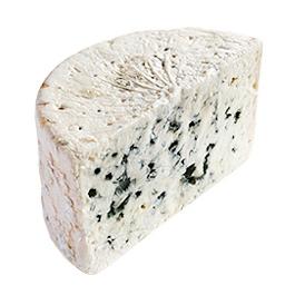 フランス産 ロックフォール チーズ 【約1.4kg】【11,000円(税別)/kg単価再計算】【冷蔵/冷凍可】【D+2】