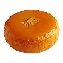 ワックス ゴーダ チーズ 【約4.5kg】【285円/100g当り再計算】【冷蔵/冷凍可】【D+2】