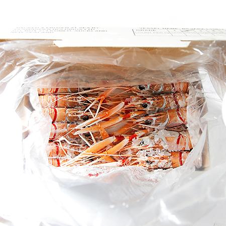 【送料無料】ニュージーランド産スキャンピーG2(手長海老/ラングスティーヌ)【2kg箱】【冷凍のみ】【D+0】【父の日 ギフト プレゼント お返し お中元 お歳暮 パーティ】