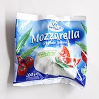 ピザには不可欠 イタリア産 バッカ(ヴァッカ) 【チーズ】モッツァレラチーズ 100g パルマラット社製 モッツァレラ チーズ ピザには不可欠 イタリア産 バッカ(ヴァッカ) チーズ 【冷凍のみ】ギフト チーズ プレゼント チーズ お返し チーズ モッツァレラ チーズ チーズ モッツァレラ チーズ