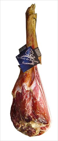 【送料無料】フランス最古の黒豚!ノワール・ドゥ・ビゴール24ヶ月熟成(生ハム)【11.200円×約7.5kg】【YDKG-t】【駅伝_送料無料】【冷蔵のみ】【父の日 ギフト プレゼント お返し お中元 お歳暮 パーティ】