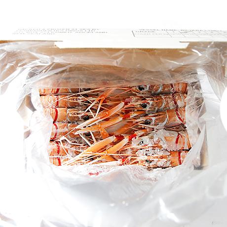 【送料無料】ニュージーランド産スキャンピーG4(手長海老/ラングスティーヌ)【2kg箱】【冷凍のみ】【D+0】【父の日 ギフト プレゼント お返し お中元 お歳暮 パーティ】
