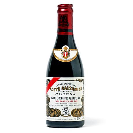 激安格安割引情報満載 無添加トレッビアーノ種のブドウだけで作ったバルサミコ 無添加 日本正規代理店品 バルサミコ酢 12年熟成 ジュゼッペジュスティ 金5メダル 冷凍不可 250ml 常温