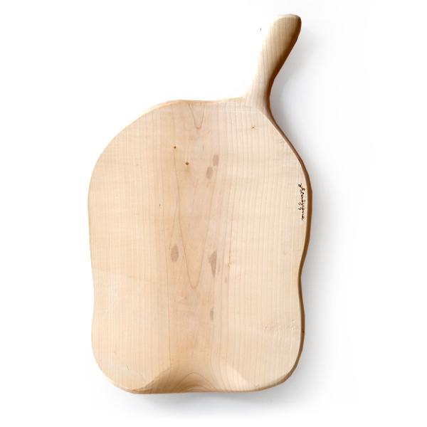[E05]イタリア産スコルテガーニャおじさん手作り アチェロボードacero楓の木(約49x30cm)全て世界で唯一の1点もの