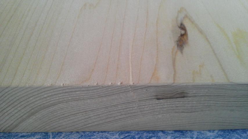特別サイズまな板 (板目)[長さ60×巾30×厚さ3cm]