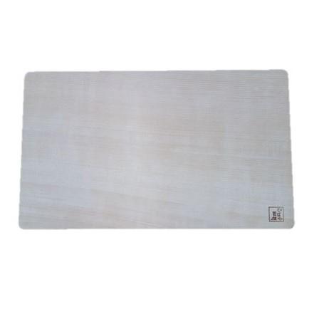 青森ひば柾目1枚板俎板(長43×巾25×厚3cm)