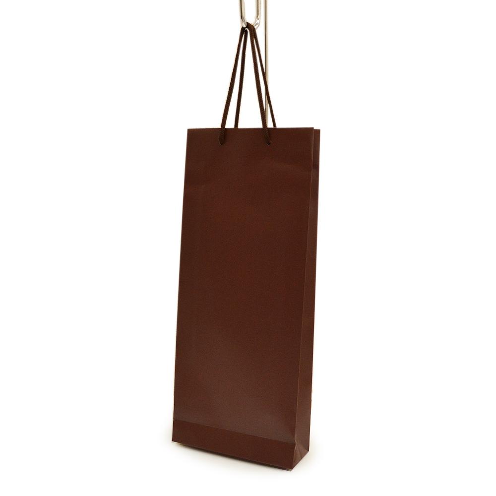 [並行輸入品] ギフト プレゼント ショッピングバッグ ショッパー ブラウン Hi-Beauty 格安 ハイビューティ メンズ hbbag 紙袋 レディース ネクタイ専用ショッピングバッグ F サイズ :ブラウン
