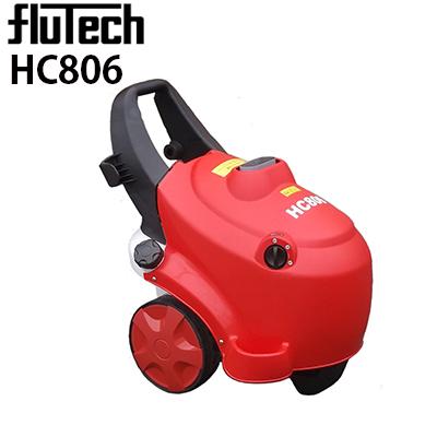 送料無料 フルテック 業務用 100V温水高圧洗浄機 HC806hc806・メーカー直送 高温水で洗浄力大幅UP 小hxstQrCd