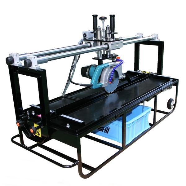 石井超硬工具製作所 電動切断機 セラビッグストーン(I型)CBS-900JP≪代引き不可・メーカー直送≫
