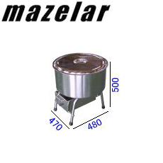 【メーカー直送品】 マゼラー Mazelar ミニブレンダー PMT-18 ≪代引不可・返品不可≫