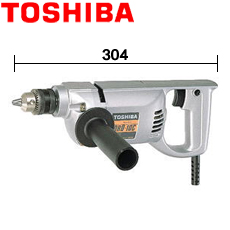 Toshiba electric drill DRD-10C iron 10 mm and 21 mm woodworking [teen pulled not allowed and no refunds»