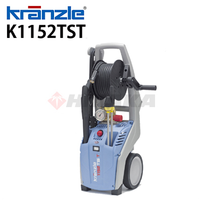 クランツレ 業務用 200V冷水高圧洗浄機 K1152TST 周波数50Hz 東日本用 (k-1152tst)≪代引き不可・メーカー直送≫