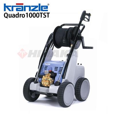 クランツレ 業務用 200V冷水高圧洗浄機 Quadro1000TST 周波数50Hz 東日本用 (quadro1000tst)≪代引き不可・メーカー直送≫