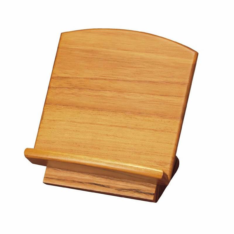 輸入 ケヤキカラーのお仏壇に最適な仏具の見台 国内即発送 チークケヤキ色 サイズ:2.5寸 低見台