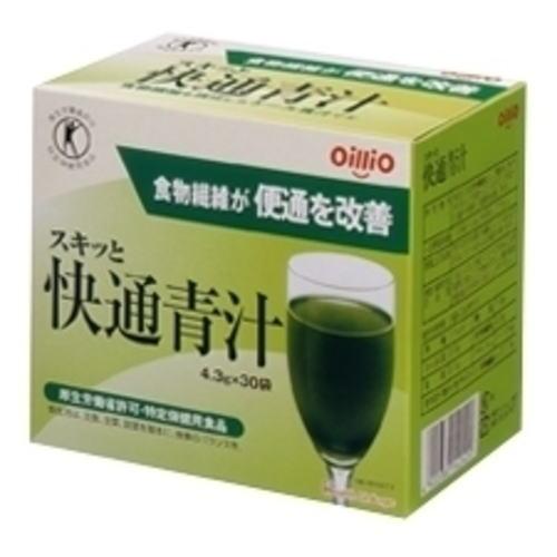スキッと快通青汁 30袋 5個セット【送料無料】【特定保健用食品】