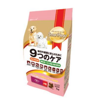 スマートハートゴールド パピー(1kg・小粒)12個セット【送料無料】SHG・ドックフード