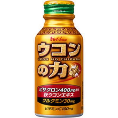 ウコンの力 ウコンエキスドリンク 100mL 60缶