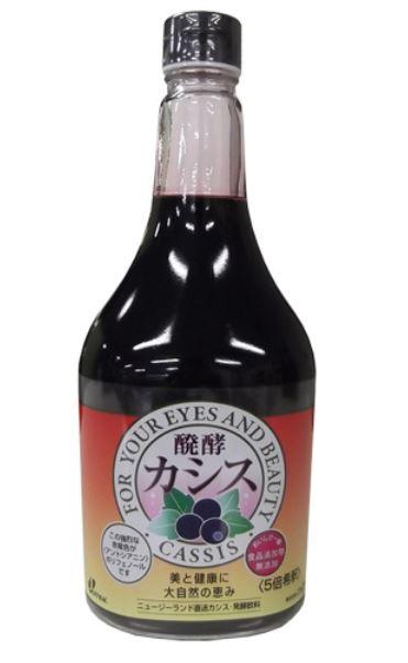 ジャフマック 醗酵カシス 565ml 10本セット【送料無料】
