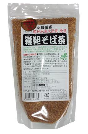 長命庵 北海道産 韃靼そば茶 500g 6袋セット【送料無料】