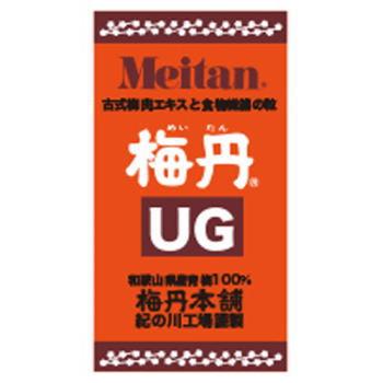梅丹本舗 梅丹UG 180g 3個セット【送料無料】国産梅100%