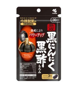 小林製薬 熟成黒にんにく黒酢もろみ 90粒 10個セット