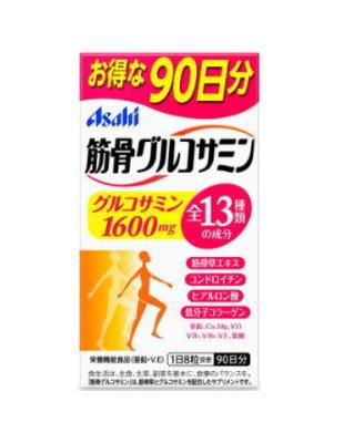 グルコサミン・サプリメント 筋骨グルコサミン 720粒 6個セット【送料無料】アサヒフーズ