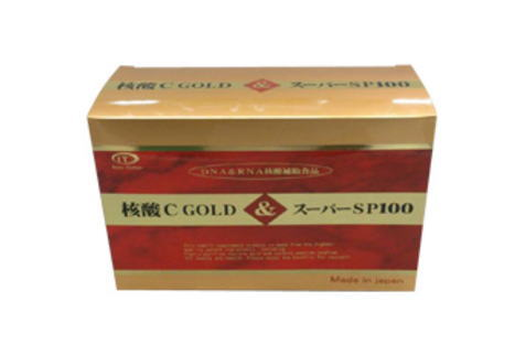 核酸C GOLD&スーパーSP100 60包【送料無料】【10】